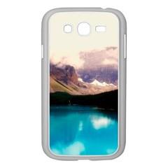 Austria Mountains Lake Water Samsung Galaxy Grand Duos I9082 Case (white) by BangZart