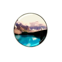 Austria Mountains Lake Water Hat Clip Ball Marker (4 Pack)