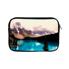 Austria Mountains Lake Water Apple Ipad Mini Zipper Cases