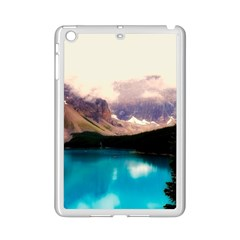 Austria Mountains Lake Water Ipad Mini 2 Enamel Coated Cases