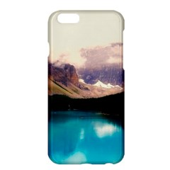Austria Mountains Lake Water Apple Iphone 6 Plus/6s Plus Hardshell Case by BangZart