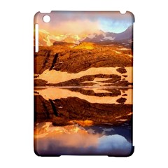 France Snow Winter Sunrise Fog Apple Ipad Mini Hardshell Case (compatible With Smart Cover) by BangZart