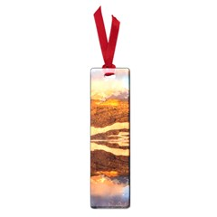 France Snow Winter Sunrise Fog Small Book Marks