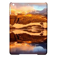 France Snow Winter Sunrise Fog Ipad Air Hardshell Cases by BangZart