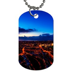 The Hague Netherlands City Urban Dog Tag (two Sides)