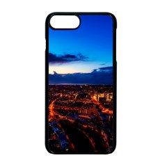 The Hague Netherlands City Urban Apple Iphone 7 Plus Seamless Case (black)