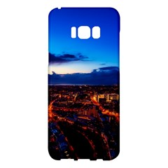 The Hague Netherlands City Urban Samsung Galaxy S8 Plus Hardshell Case