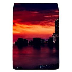 New York City Urban Skyline Harbor Flap Covers (l)