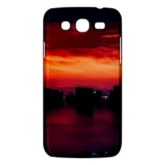 New York City Urban Skyline Harbor Samsung Galaxy Mega 5 8 I9152 Hardshell Case