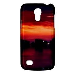 New York City Urban Skyline Harbor Galaxy S4 Mini by BangZart