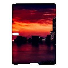 New York City Urban Skyline Harbor Samsung Galaxy Tab S (10 5 ) Hardshell Case