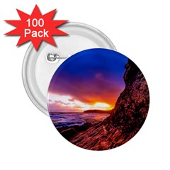 South Africa Sea Ocean Hdr Sky 2 25  Buttons (100 Pack)