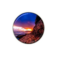 South Africa Sea Ocean Hdr Sky Hat Clip Ball Marker (4 Pack)