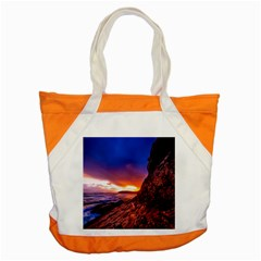 South Africa Sea Ocean Hdr Sky Accent Tote Bag