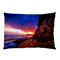 South Africa Sea Ocean Hdr Sky Pillow Case
