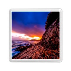 South Africa Sea Ocean Hdr Sky Memory Card Reader (square)  by BangZart