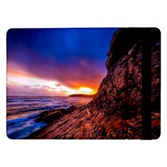 South Africa Sea Ocean Hdr Sky Samsung Galaxy Tab Pro 12 2  Flip Case