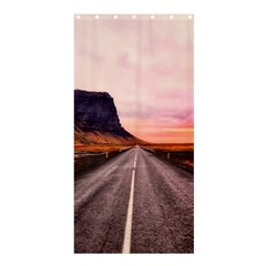 Iceland Sky Clouds Sunset Shower Curtain 36  X 72  (stall)  by BangZart