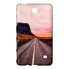Iceland Sky Clouds Sunset Samsung Galaxy Tab 4 (7 ) Hardshell Case