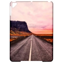 Iceland Sky Clouds Sunset Apple Ipad Pro 9 7   Hardshell Case by BangZart