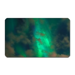Northern Lights Plasma Sky Magnet (rectangular)