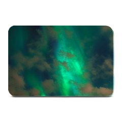 Northern Lights Plasma Sky Plate Mats