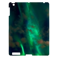 Northern Lights Plasma Sky Apple Ipad 3/4 Hardshell Case by BangZart