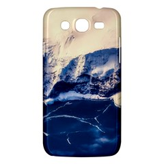 Antarctica Mountains Sunrise Snow Samsung Galaxy Mega 5 8 I9152 Hardshell Case