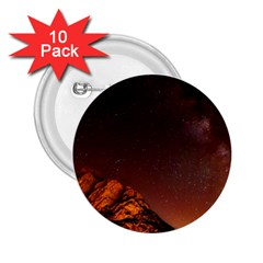 Italy Night Evening Stars 2 25  Buttons (10 Pack)