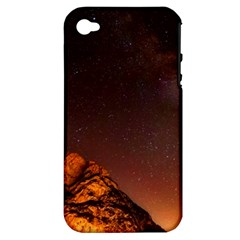 Italy Night Evening Stars Apple Iphone 4/4s Hardshell Case (pc+silicone) by BangZart