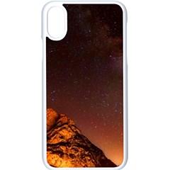 Italy Night Evening Stars Apple Iphone X Seamless Case (white)