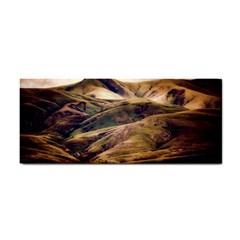 Iceland Mountains Sky Clouds Cosmetic Storage Cases by BangZart