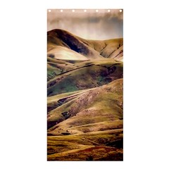Iceland Mountains Sky Clouds Shower Curtain 36  X 72  (stall)  by BangZart