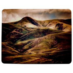 Iceland Mountains Sky Clouds Jigsaw Puzzle Photo Stand (rectangular) by BangZart