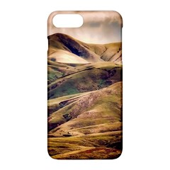 Iceland Mountains Sky Clouds Apple Iphone 8 Plus Hardshell Case