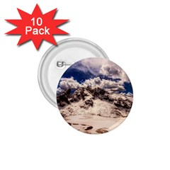 Italy Landscape Mountains Winter 1 75  Buttons (10 Pack)
