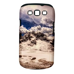 Italy Landscape Mountains Winter Samsung Galaxy S Iii Classic Hardshell Case (pc+silicone)