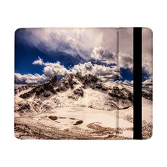 Italy Landscape Mountains Winter Samsung Galaxy Tab Pro 8 4  Flip Case