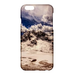 Italy Landscape Mountains Winter Apple Iphone 6 Plus/6s Plus Hardshell Case by BangZart