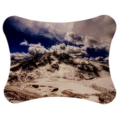 Italy Landscape Mountains Winter Jigsaw Puzzle Photo Stand (bow) by BangZart