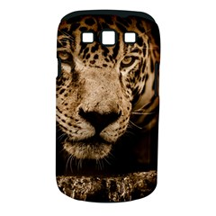 Jaguar Water Stalking Eyes Samsung Galaxy S Iii Classic Hardshell Case (pc+silicone)