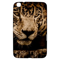 Jaguar Water Stalking Eyes Samsung Galaxy Tab 3 (8 ) T3100 Hardshell Case