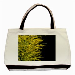 Golden Rod Gold Diamond Basic Tote Bag (two Sides) by BangZart