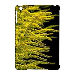 Golden Rod Gold Diamond Apple Ipad Mini Hardshell Case (compatible With Smart Cover)