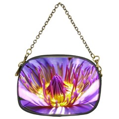 Flower Blossom Bloom Nature Chain Purses (two Sides)