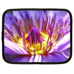Flower Blossom Bloom Nature Netbook Case (xl)
