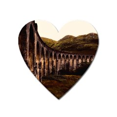 Viaduct Structure Landmark Historic Heart Magnet