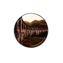 Viaduct Structure Landmark Historic Hat Clip Ball Marker (10 Pack) by BangZart