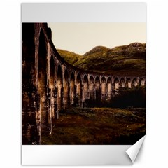 Viaduct Structure Landmark Historic Canvas 12  X 16