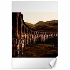 Viaduct Structure Landmark Historic Canvas 20  X 30